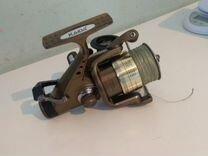 Катушка рыболовная kaida KW3000A с байтраннером