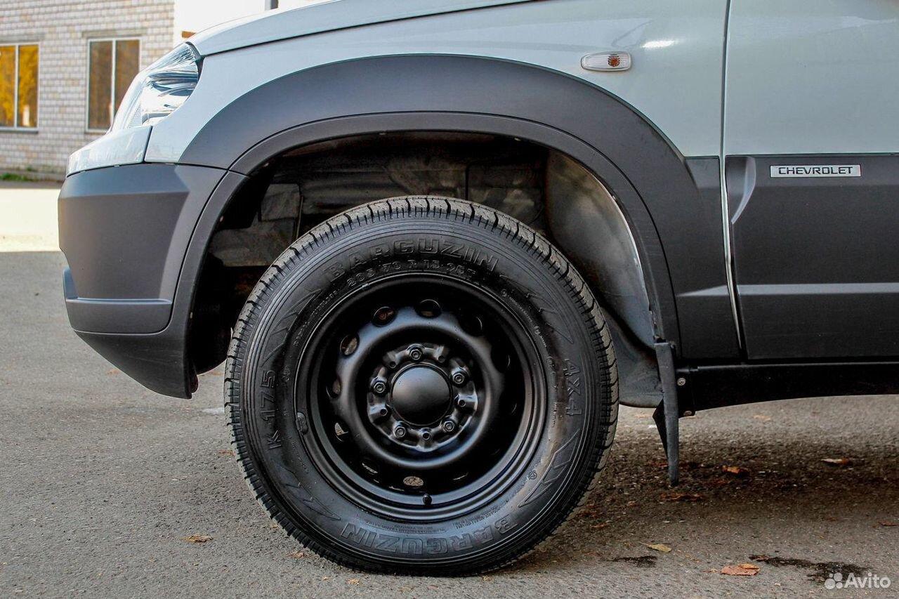 Chevrolet Niva, 2018  83412998008 купить 4