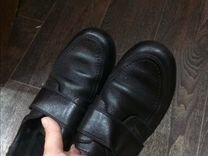 Туфли для мальчика натуральная кожа