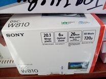 Фотоаппарат Sony DSC-W810