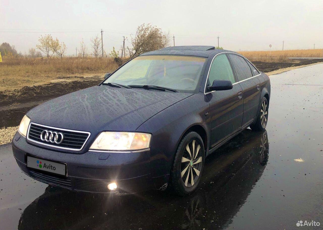 Audi A6, 1999  89606979865 купить 1