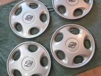 Колпаки Nissan R15
