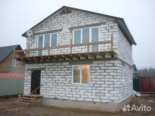 Строительство домов из пеноблоков и газобетона