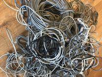 Сетевые кабели обжатые