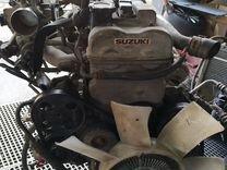 Двигатель Сузуки Витара 2.0 128л/с J20A