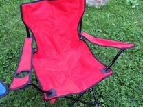Стул, кресло складное туристическое