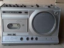 Магнитофон Парус М-213С