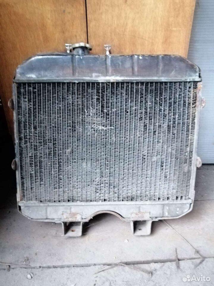 Радиатор УАЗ Медный  89022164030 купить 1