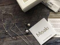 Комплект жемчужный Misaki