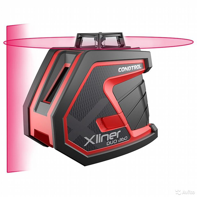 Нивелир лазерный condtrol XLiner Duo 360 1-2-120  89124002166 купить 1
