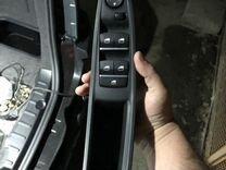 Продам накладку с блоком управления bmw f10