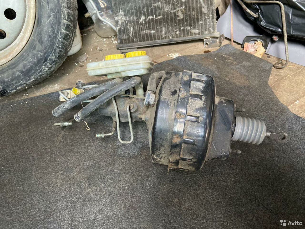 Тормозная баклуша Jeep grand Cherokee  89505169850 купить 2