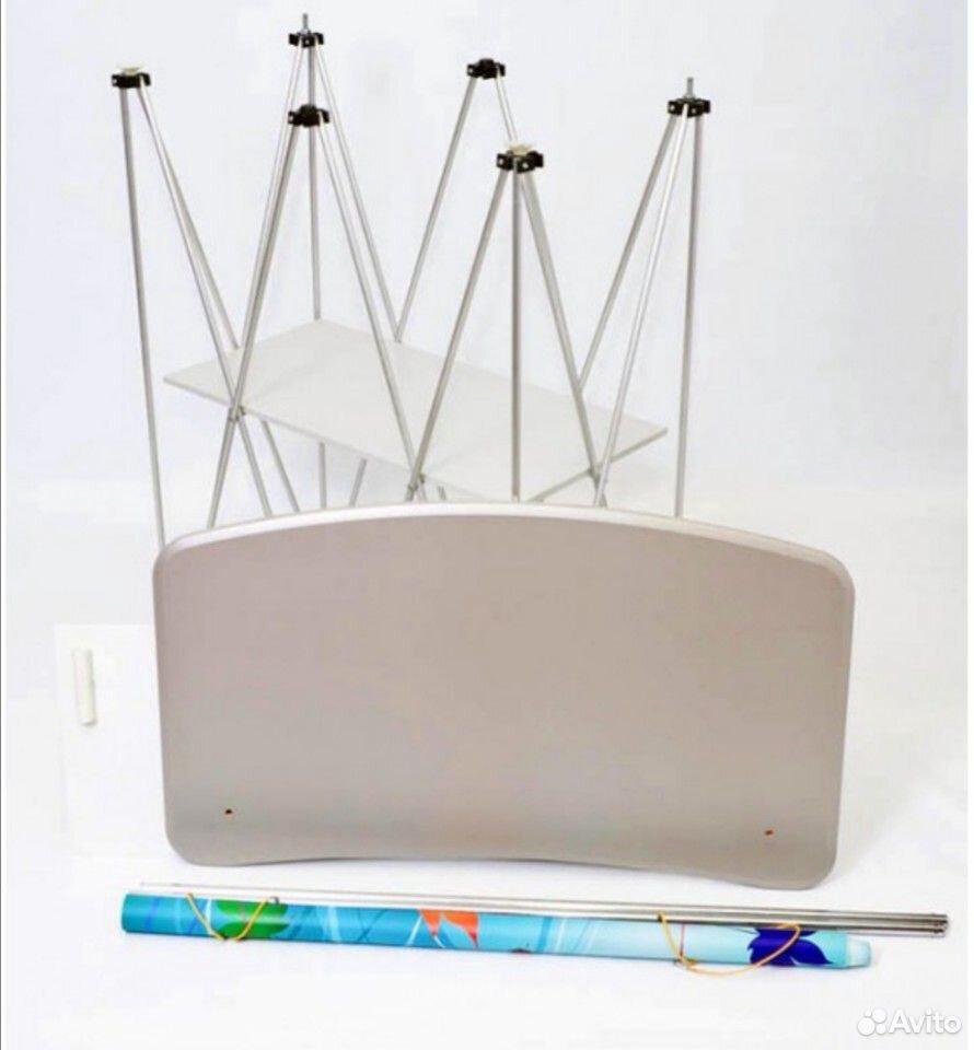 Стол складной пластик