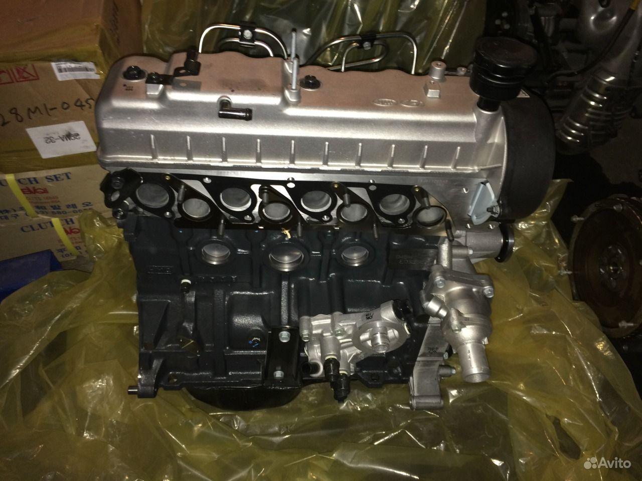hyundai galloper 2.5 tdi мотор